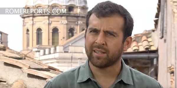 Entrevista de Rome Reports a Fernando Lozada del Sodalicio de Vida Cristiana - Noticias Sodálites