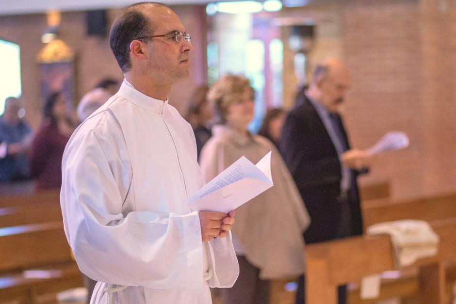Ordenación Diaconal de Diego Cano en el Sodalicio de Vida Cristiana - Noticias Sodálites (1)
