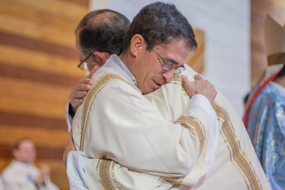 Ordenación Diaconal de Diego Cano en el Sodalicio de Vida Cristiana - Noticias Sodálites (10)