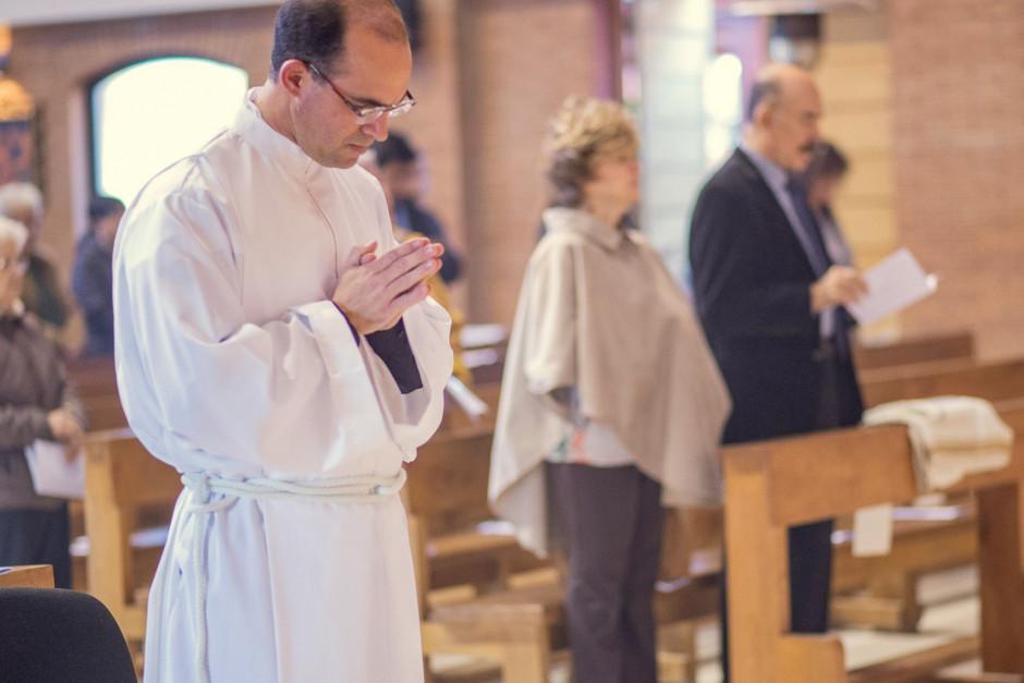 Ordenación Diaconal de Diego Cano en el Sodalicio de Vida Cristiana - Noticias Sodálites (2)