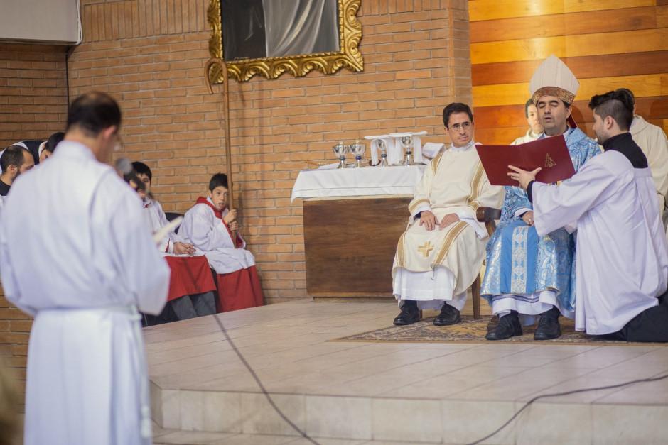 Ordenación Diaconal de Diego Cano en el Sodalicio de Vida Cristiana - Noticias Sodálites (4)