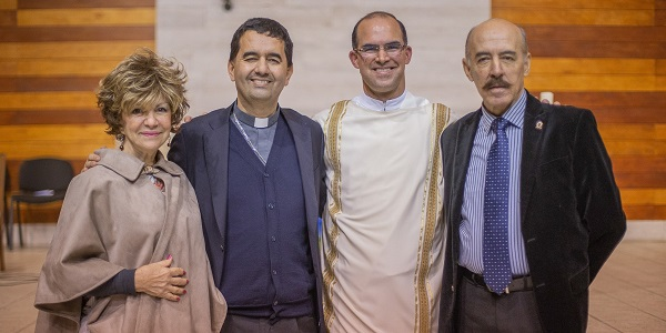 Ordenación Diaconal de Diego Cano en el Sodalicio de Vida Cristiana - Noticias Sodálites (7)