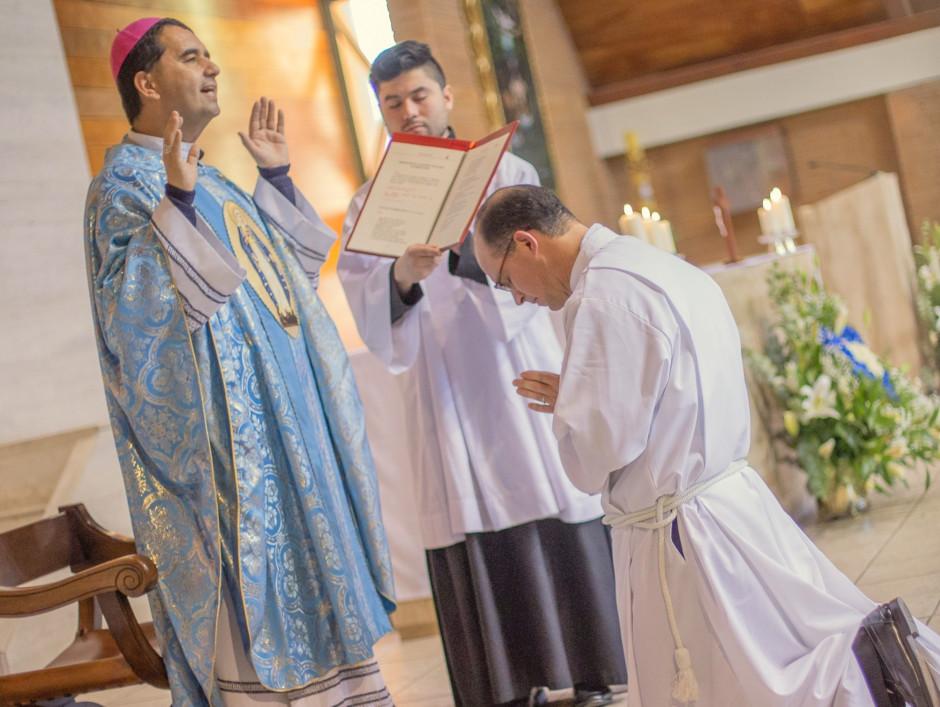 Ordenación Diaconal de Diego Cano en el Sodalicio de Vida Cristiana - Noticias Sodálites (8)