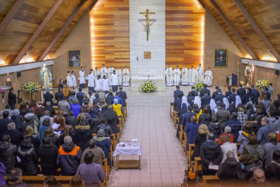 Profesión Perpetua de Carlos Zamalloa en el Sodalicio de Vida Cristiana - Noticias Sodálites (2)