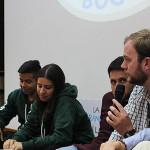 """""""Alegría profunda"""" al evangelizar en Convivio Bogotá"""