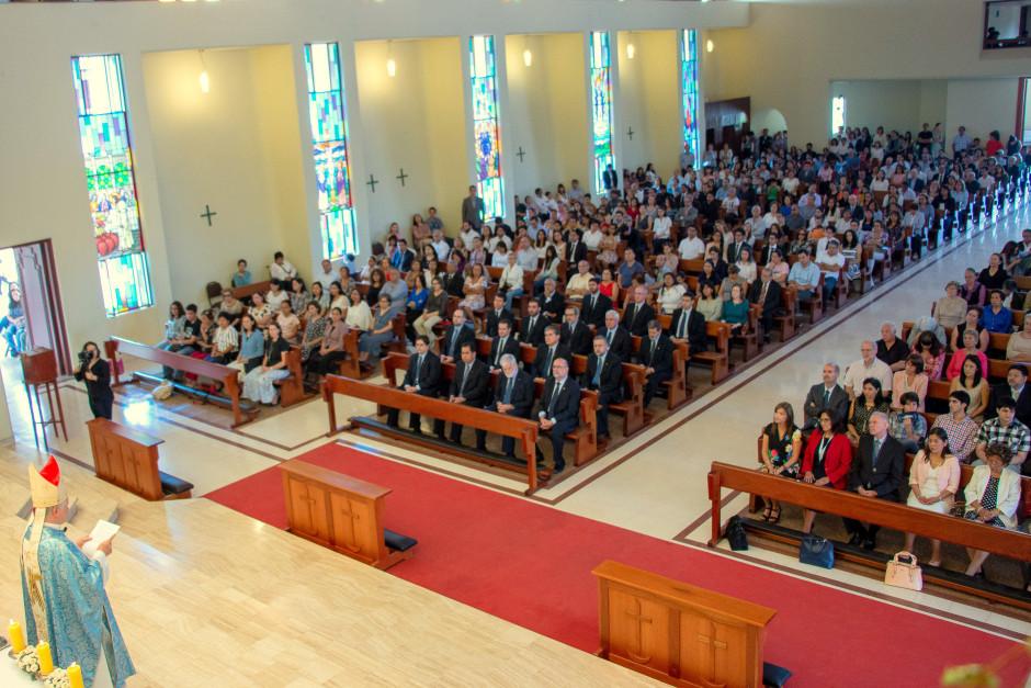 Misa por el XLVII Aniversario del Sodalicio de Vida Cristiana en Lima Perú - Noticias Sodálites (10)
