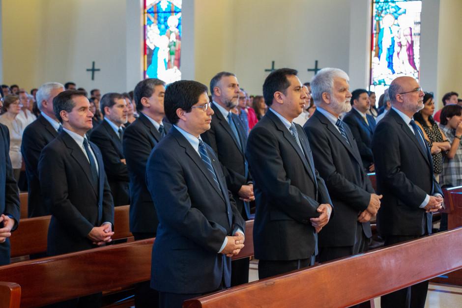 Misa por el XLVII Aniversario del Sodalicio de Vida Cristiana en Lima Perú - Noticias Sodálites (13)