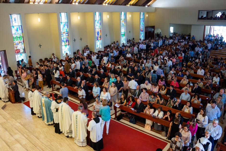 Misa por el XLVII Aniversario del Sodalicio de Vida Cristiana en Lima Perú - Noticias Sodálites (14)