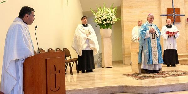 Misa por el XLVII Aniversario del Sodalicio de Vida Cristiana en Lima Perú - Noticias Sodálites (17)