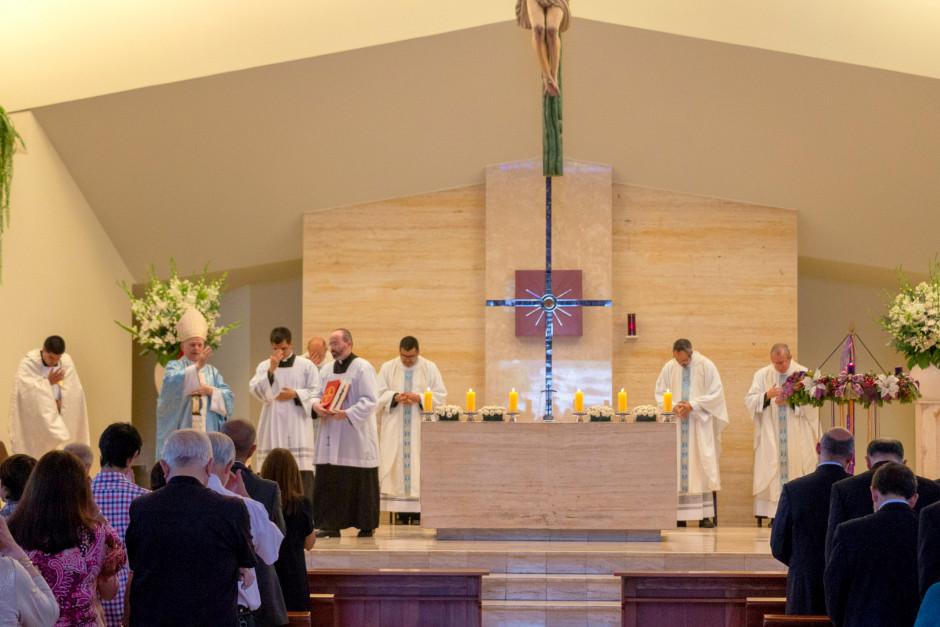 Misa por el XLVII Aniversario del Sodalicio de Vida Cristiana en Lima Perú - Noticias Sodálites (18)