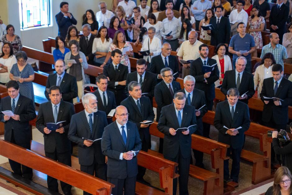Misa por el XLVII Aniversario del Sodalicio de Vida Cristiana en Lima Perú - Noticias Sodálites (19)