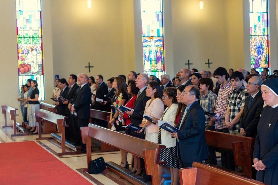 Misa por el XLVII Aniversario del Sodalicio de Vida Cristiana en Lima Perú - Noticias Sodálites (3)
