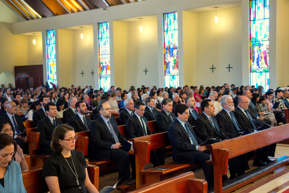Misa por el XLVII Aniversario del Sodalicio de Vida Cristiana en Lima Perú - Noticias Sodálites (6)