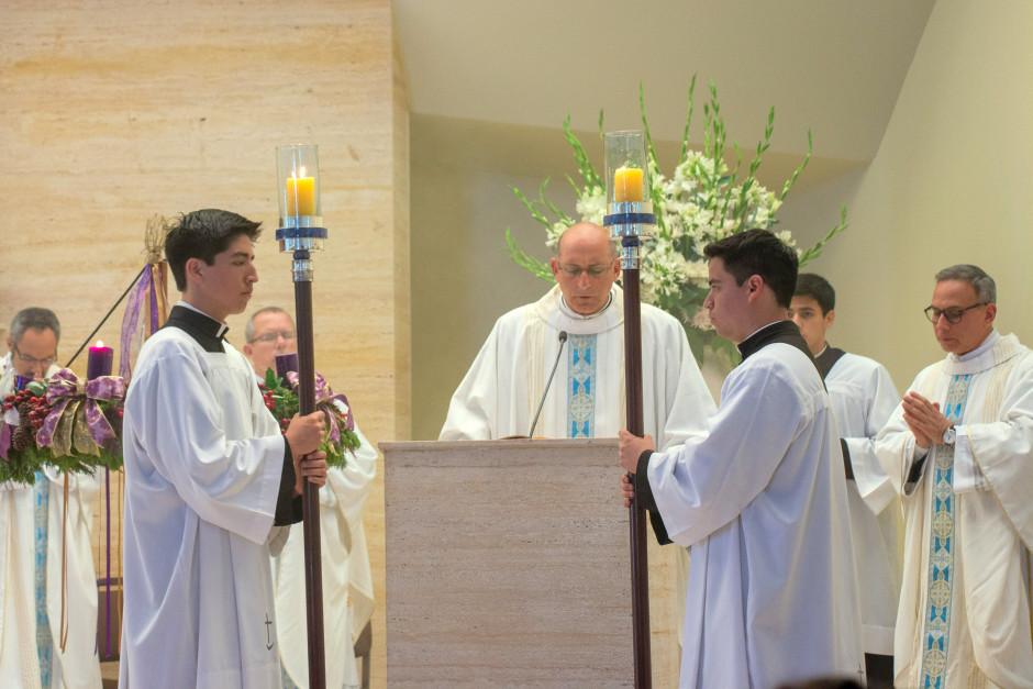 Misa por el XLVII Aniversario del Sodalicio de Vida Cristiana en Lima Perú - Noticias Sodálites (8)