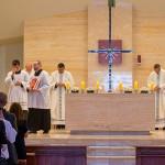 Sodalicio celebra su 47º aniversario con una Santa Misa