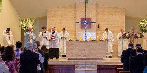 Misa por el XLVII Aniversario del Sodalicio de Vida Cristiana en Lima Perú - Noticias del Sodalicio