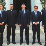 Nombramiento del nuevo Vicario General y miembros del Consejo Superior