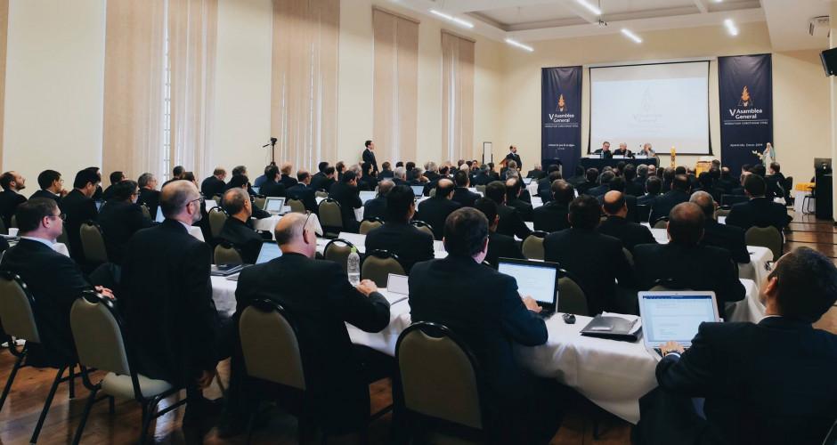 Conferencia inaugural de Mons. Noel Londoño, Comisario Apostólico del Sodalicio