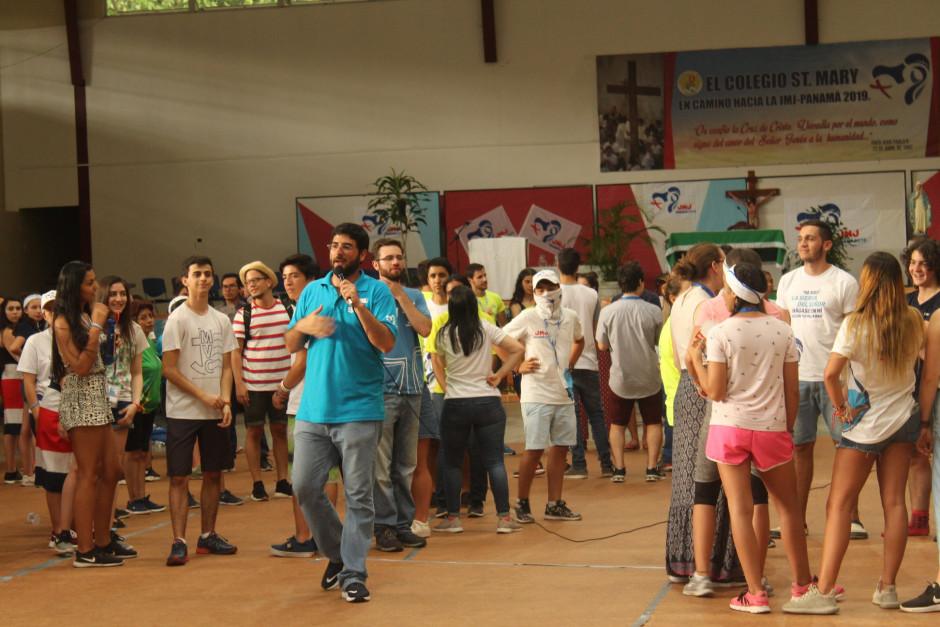 Sodálites participaron de la Jornada Mundial de la Juventud 2019 en Panamá - Noticias Sodálites (1)