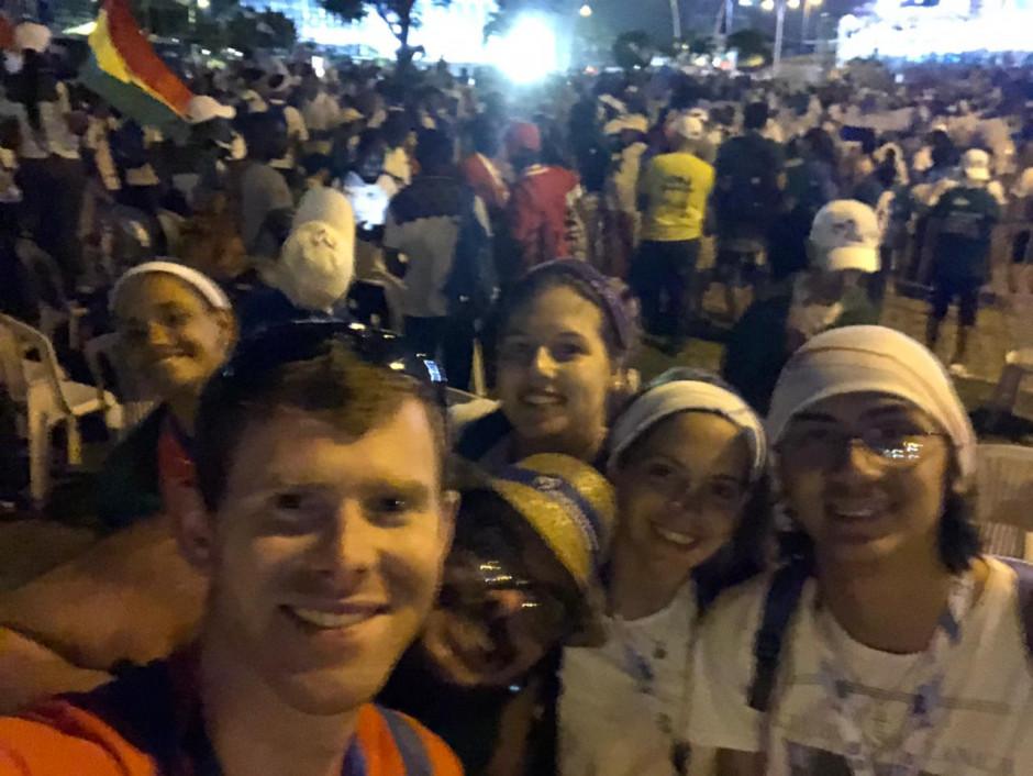 Sodálites participaron de la Jornada Mundial de la Juventud 2019 en Panamá - Noticias Sodálites (10)