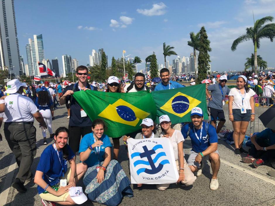 Sodálites participaron de la Jornada Mundial de la Juventud 2019 en Panamá - Noticias Sodálites (12)