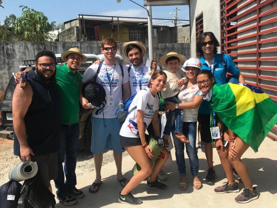 Sodálites participaron de la Jornada Mundial de la Juventud 2019 en Panamá - Noticias Sodálites (13)