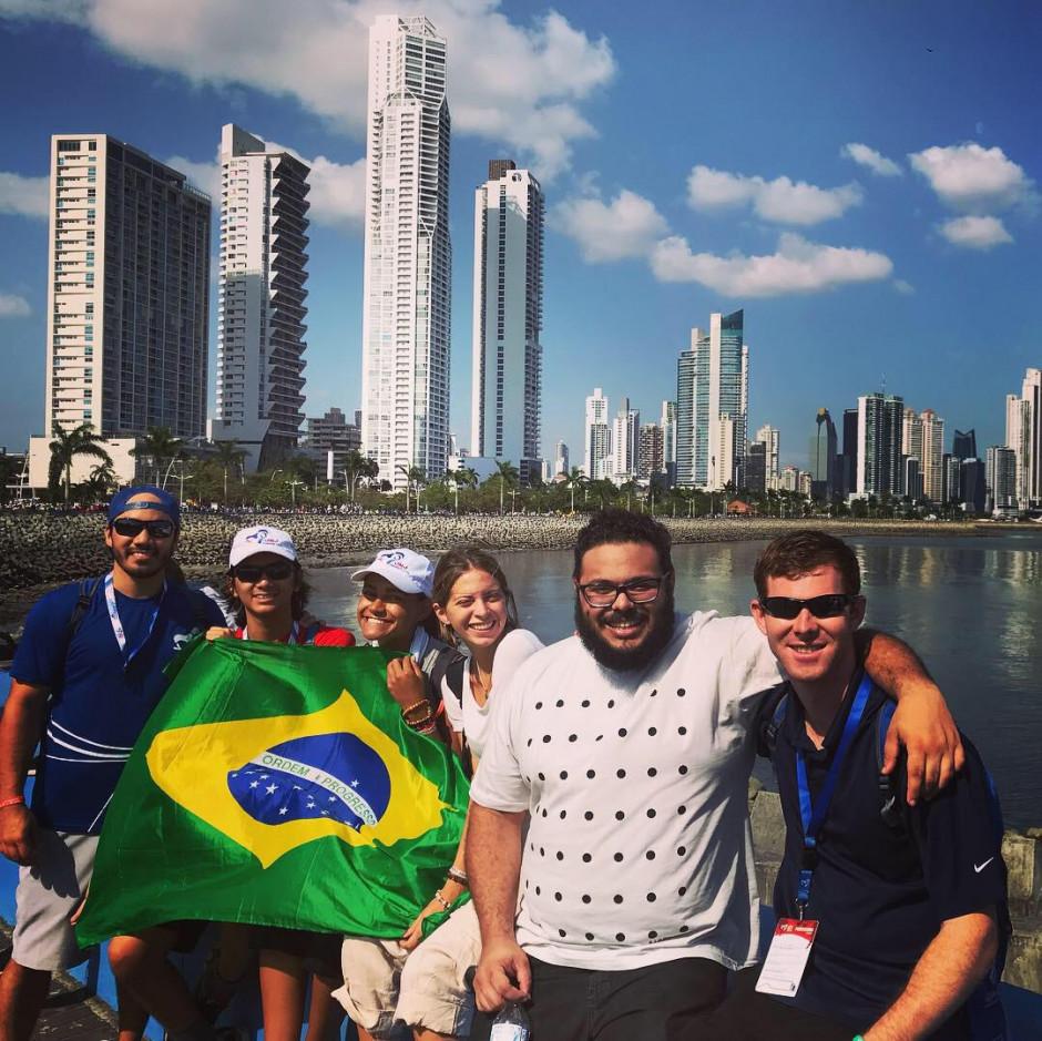 Sodálites participaron de la Jornada Mundial de la Juventud 2019 en Panamá - Noticias Sodálites (7)