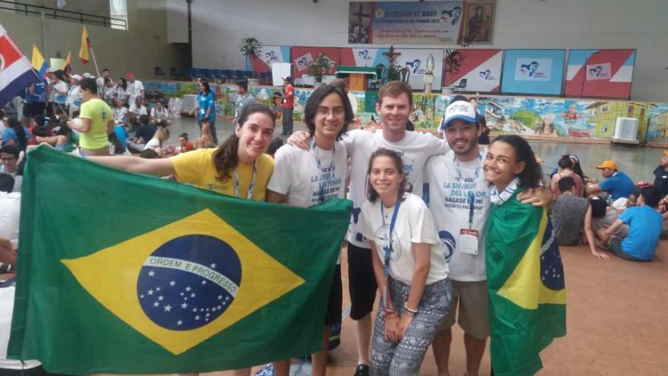 Sodálites participaron de la Jornada Mundial de la Juventud 2019 en Panamá - Noticias Sodálites (8)