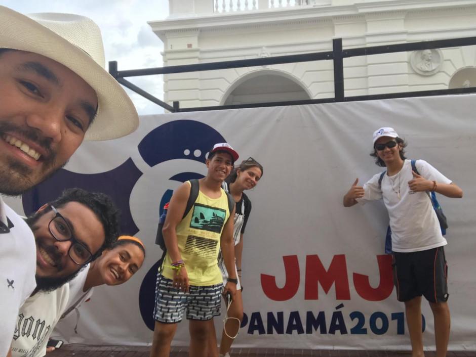 Sodálites participaron de la Jornada Mundial de la Juventud 2019 en Panamá - Noticias Sodálites (9)