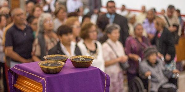 Inicio de la Cuaresma con el Miércoles de Ceniza - Noticias Sodálites - Cathopic (1)