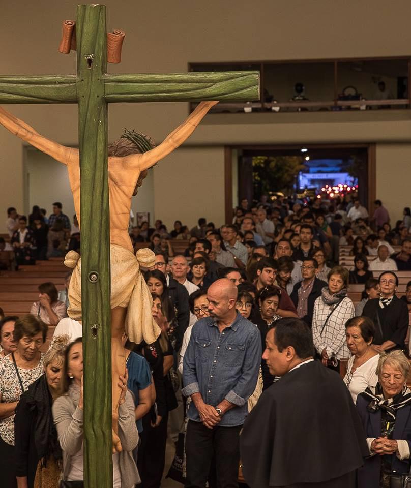 Viernes Santo - Lima - Sodalicio de Vida Cristiana