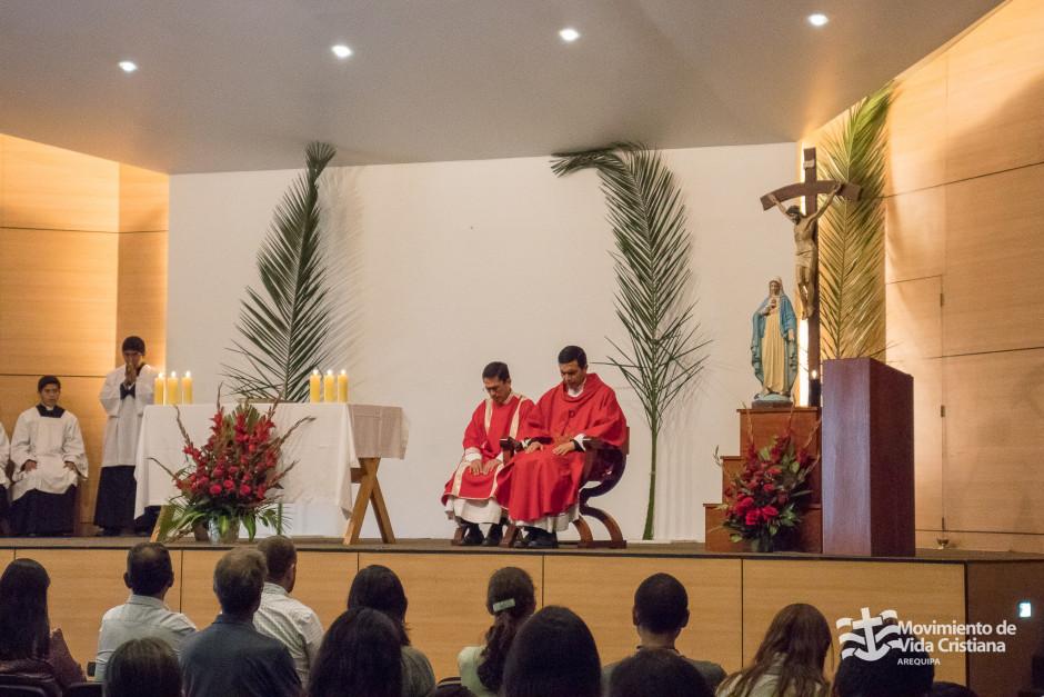 Domingo de Ramos - Arequipa - Sodalicio de Vida Cristiana