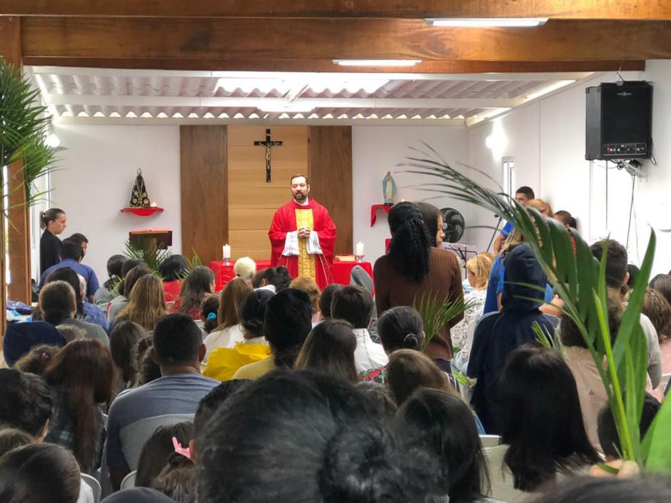 Domingo de Ramos - Sao Paulo - Sodalicio de Vida Cristiana