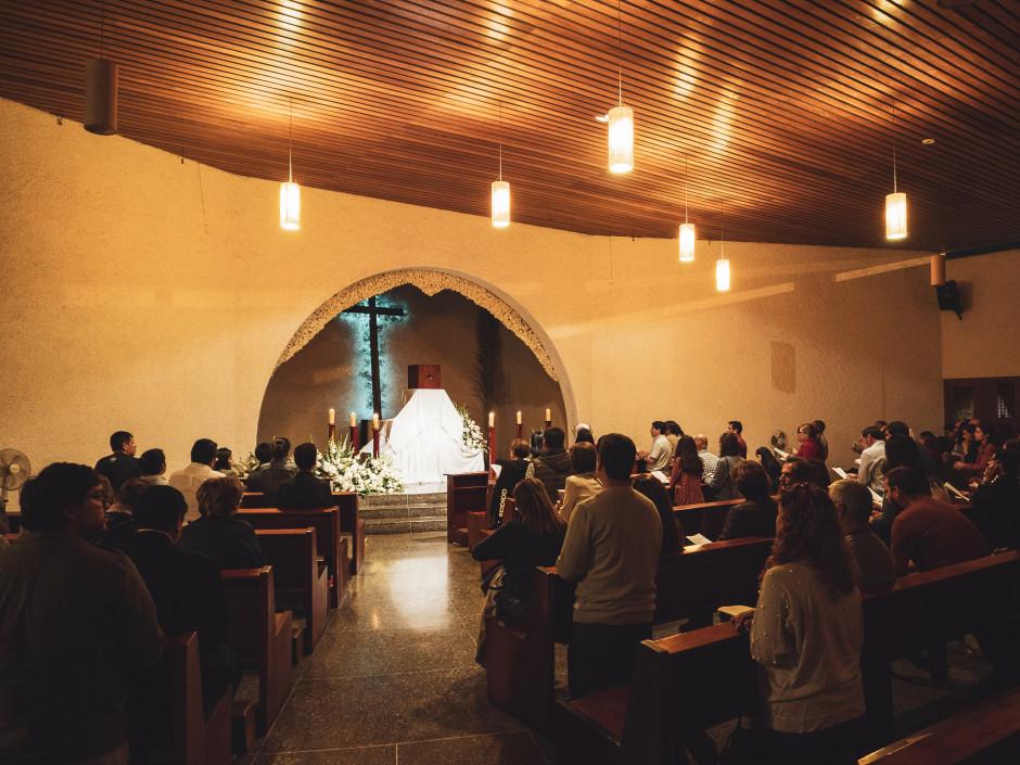 Jueves Santo - Lima - Sodalicio de Vida Cristiana (2)