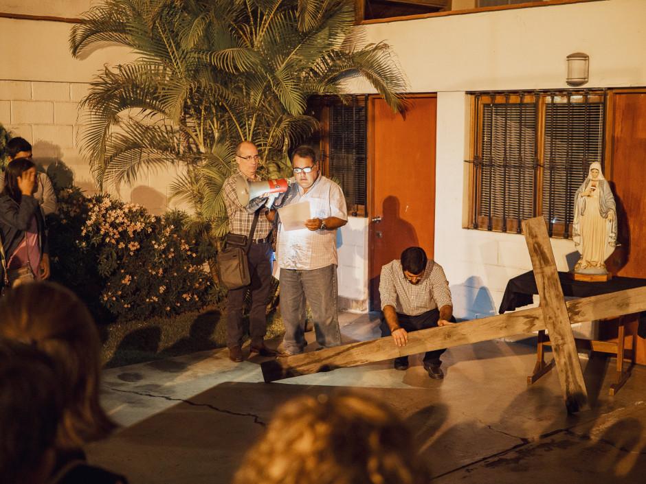 Viernes Santo - Lima - Sodalicio de Vida Cristiana (2)