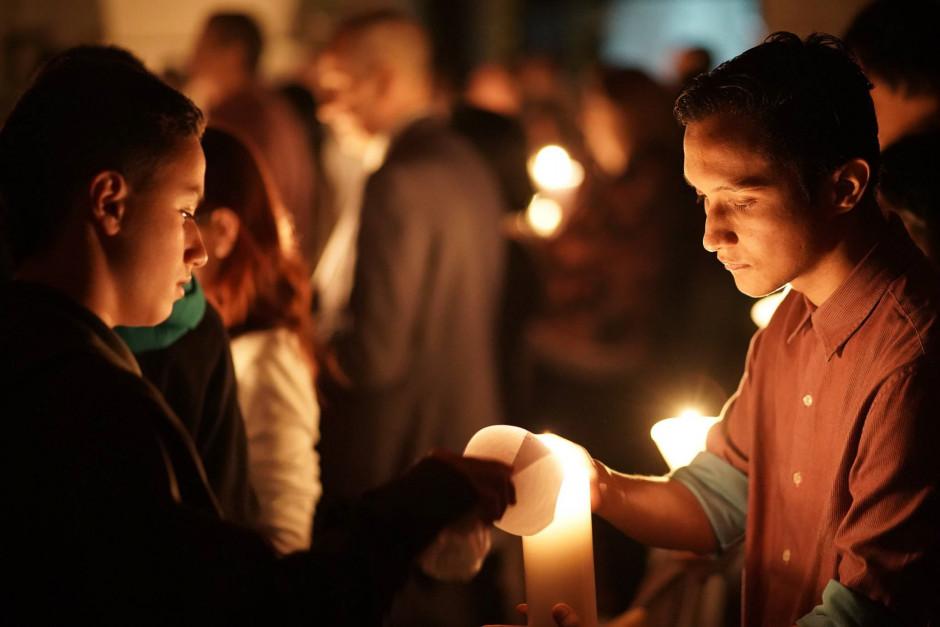 Vigilia Pascual - Medellín - Sodalicio de Vida Cristiana (2)