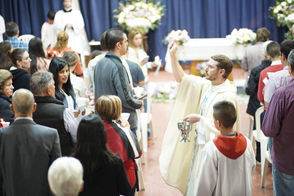 Vigilia Pascual - Medellín- Sodalicio de Vida Cristiana (3)