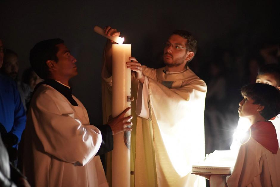 Vigilia Pascual - Medellín - Sodalicio de Vida Cristiana