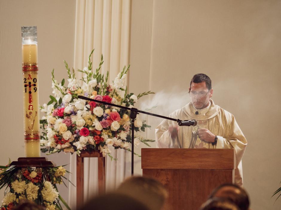 Vigilia Pascual - Lima - Sodalicio de Vida Cristiana