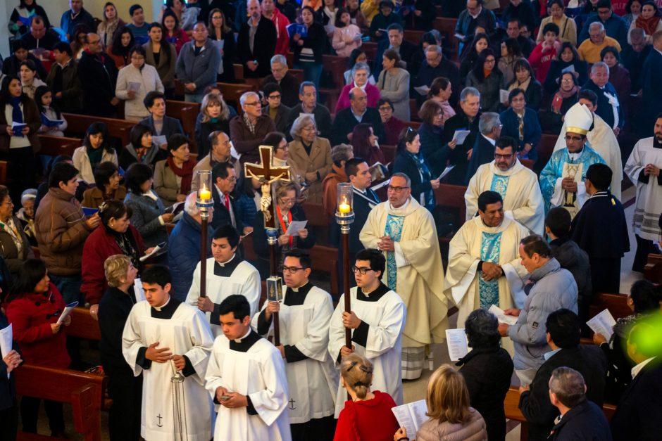 30o aniversario de la Parroquia Nuestra Señora de la Reconciliación (1)