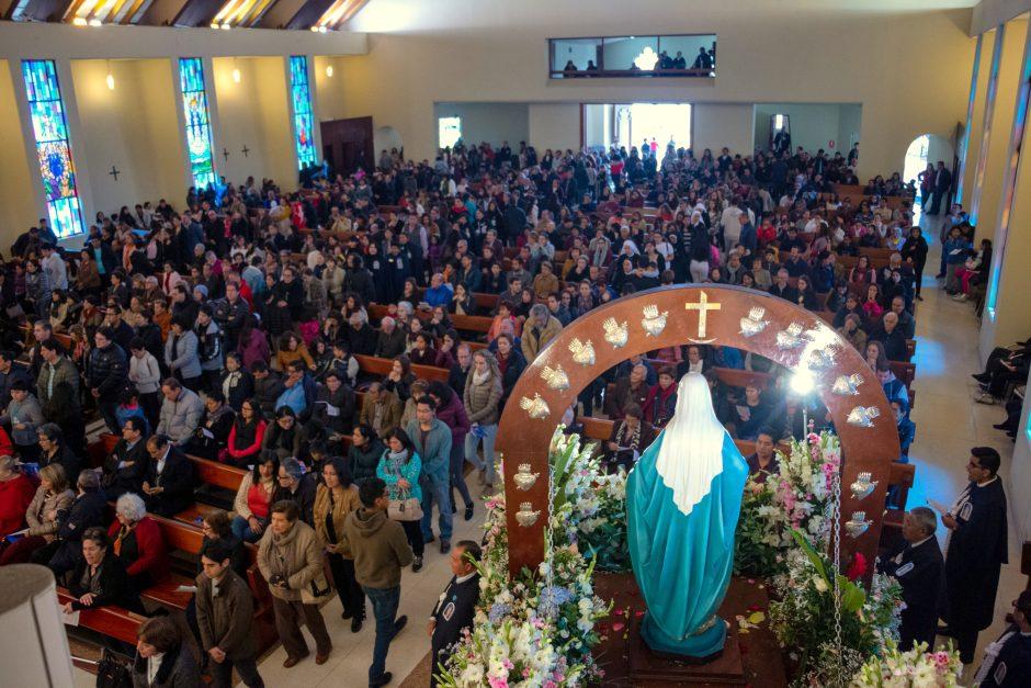 30o aniversario de la Parroquia Nuestra Señora de la Reconciliación (37)