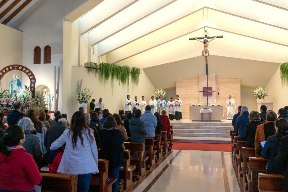 30o aniversario de la Parroquia Nuestra Señora de la Reconciliación (4)