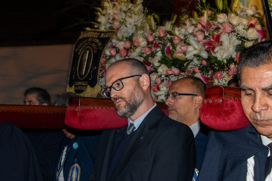 Homenaje del Sodalicio de Vida Cristiana a Nuestra Señora de la Reconciliación en Lima - Noticias Sodálites (10)