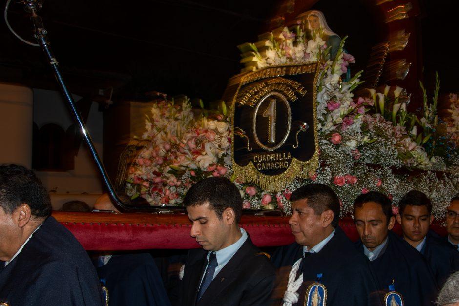 Homenaje del Sodalicio de Vida Cristiana a Nuestra Señora de la Reconciliación en Lima - Noticias Sodálites (11)