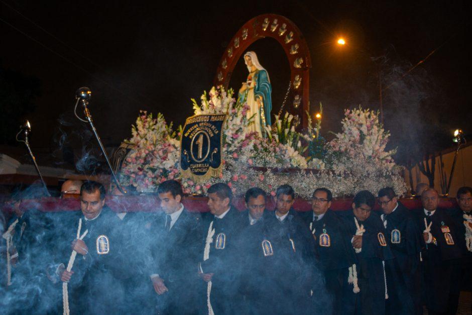 Homenaje del Sodalicio de Vida Cristiana a Nuestra Señora de la Reconciliación en Lima - Noticias Sodálites (12)