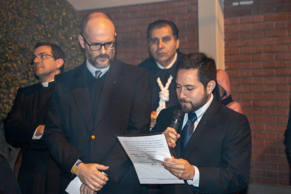 Homenaje del Sodalicio de Vida Cristiana a Nuestra Señora de la Reconciliación en Lima - Noticias Sodálites (6)