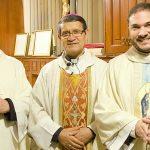 Luis Troya es ordenado sacerdote del Señor