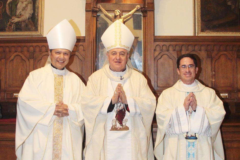 Ordenación Sacerdotal de Rafael Ismodes en Arequipa - Sodalicio de Vida Cristiana (13)