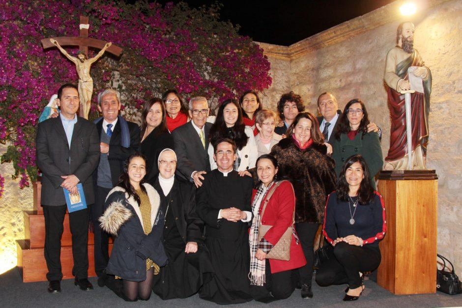 Ordenación Sacerdotal de Rafael Ismodes en Arequipa - Sodalicio de Vida Cristiana (17)