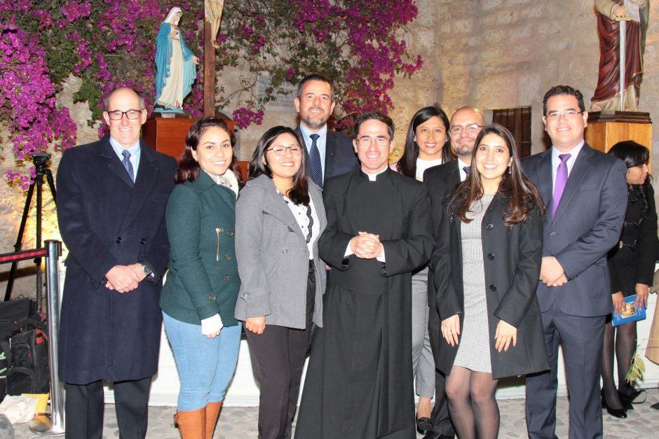 Ordenación Sacerdotal de Rafael Ismodes en Arequipa - Sodalicio de Vida Cristiana (18)